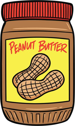 Peanut Butter clipart Clip butter art clip Peanut