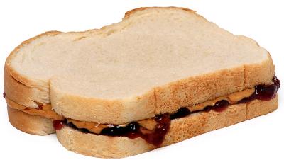 Peanut Butter clipart bread clipart Sandwich Domain 1 Free Clipart