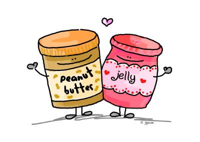 Peanut Butter clipart bread clipart Clipart Panda Cookie Clipart Peanut