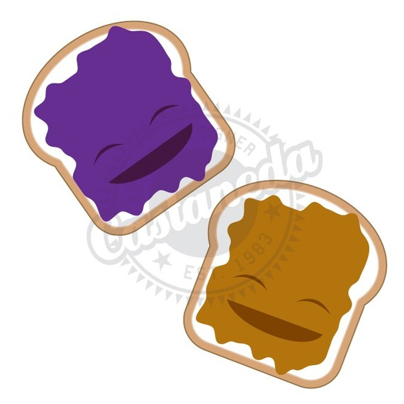 Peanut Butter clipart bread clipart And Images and clip Illustrations