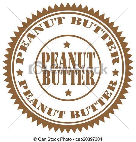 Peanut clipart logo Rubber Butter Clipart peanut text