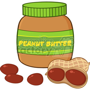 Peanut clipart march Cartoon Cartoon 6595 Free Clip
