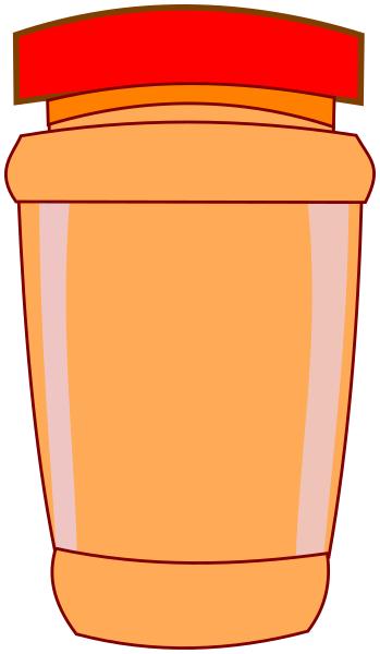 Peanut Butter clipart transparent Peanut butter html  jar