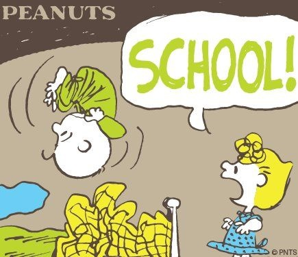 Peanut clipart back to school