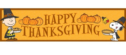 Peanut clipart happy thanksgiving Happy Thanksgiving Toys com: Amazon