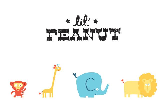 Peanut clipart lil Bradley LIL'  PEANUT Brooks
