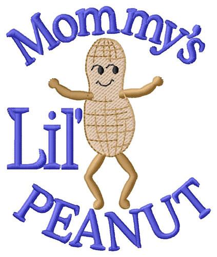 Peanut clipart lil Design: embroidery Foods Designs Peanut