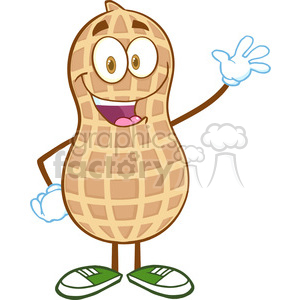 Peanut clipart march Waving Friday Graphics 07 New