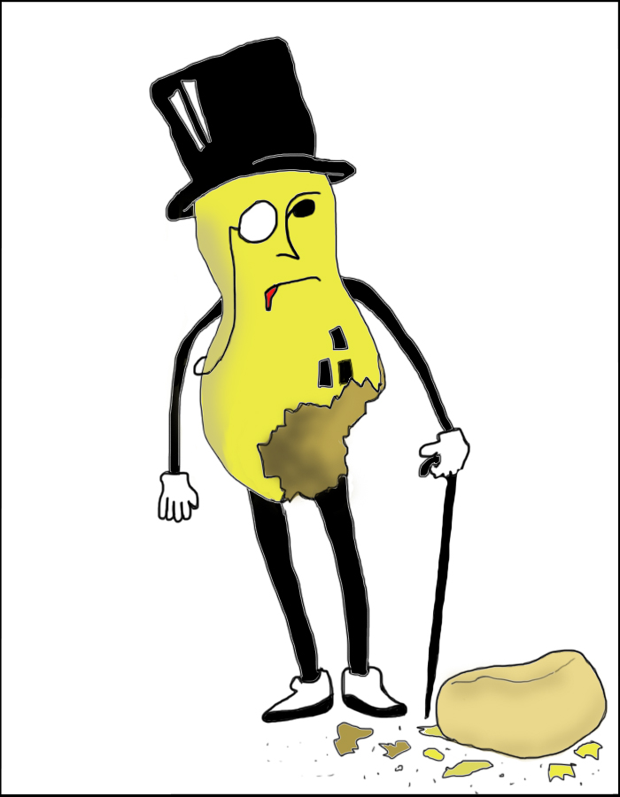 Peanut clipart mr peanut On peanut Bread peanut mr
