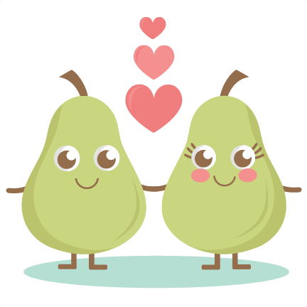 Pear clipart pair Drawings #16 svg svg Pear