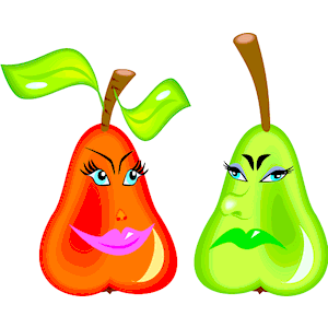 Pear clipart sad Gif) of Sad of clipart