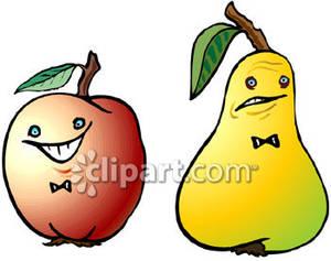 Pear clipart sad Free Pear Clipart a Sad