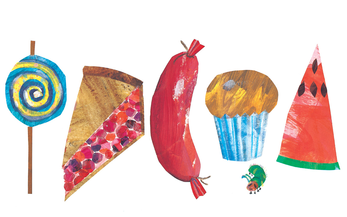 Bobook clipart the very hungry caterpillar Books The Carle: (9780399247453): Hungry