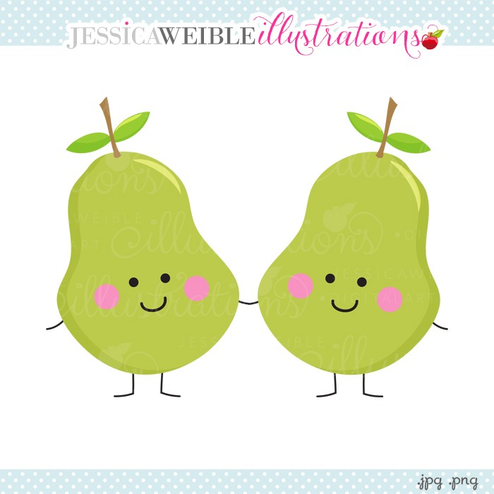 Pair clipart colorful sock  // Perfect Pair JWI