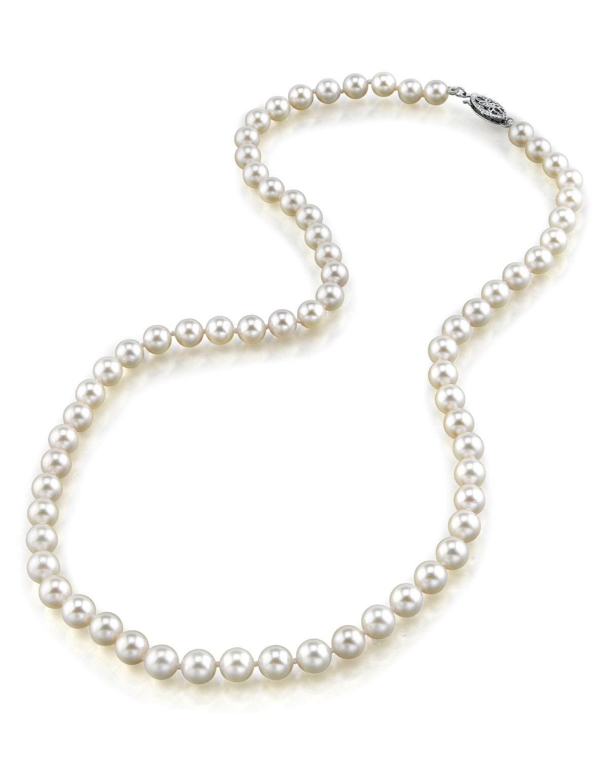 Pearl clipart chain necklace Necklace Art Free — Images