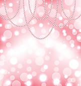 Pearl clipart pink pearl Pink Clip Art background Pearls