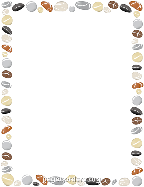 Pebbles clipart border Use Microsoft other in or