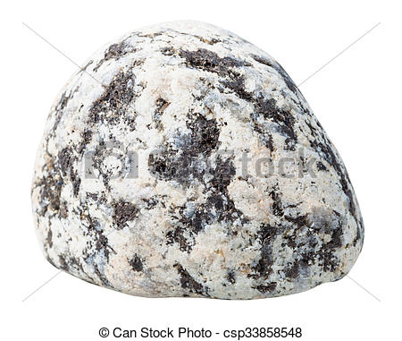 Pebbles clipart igneous rock Photo Stock Stock from of