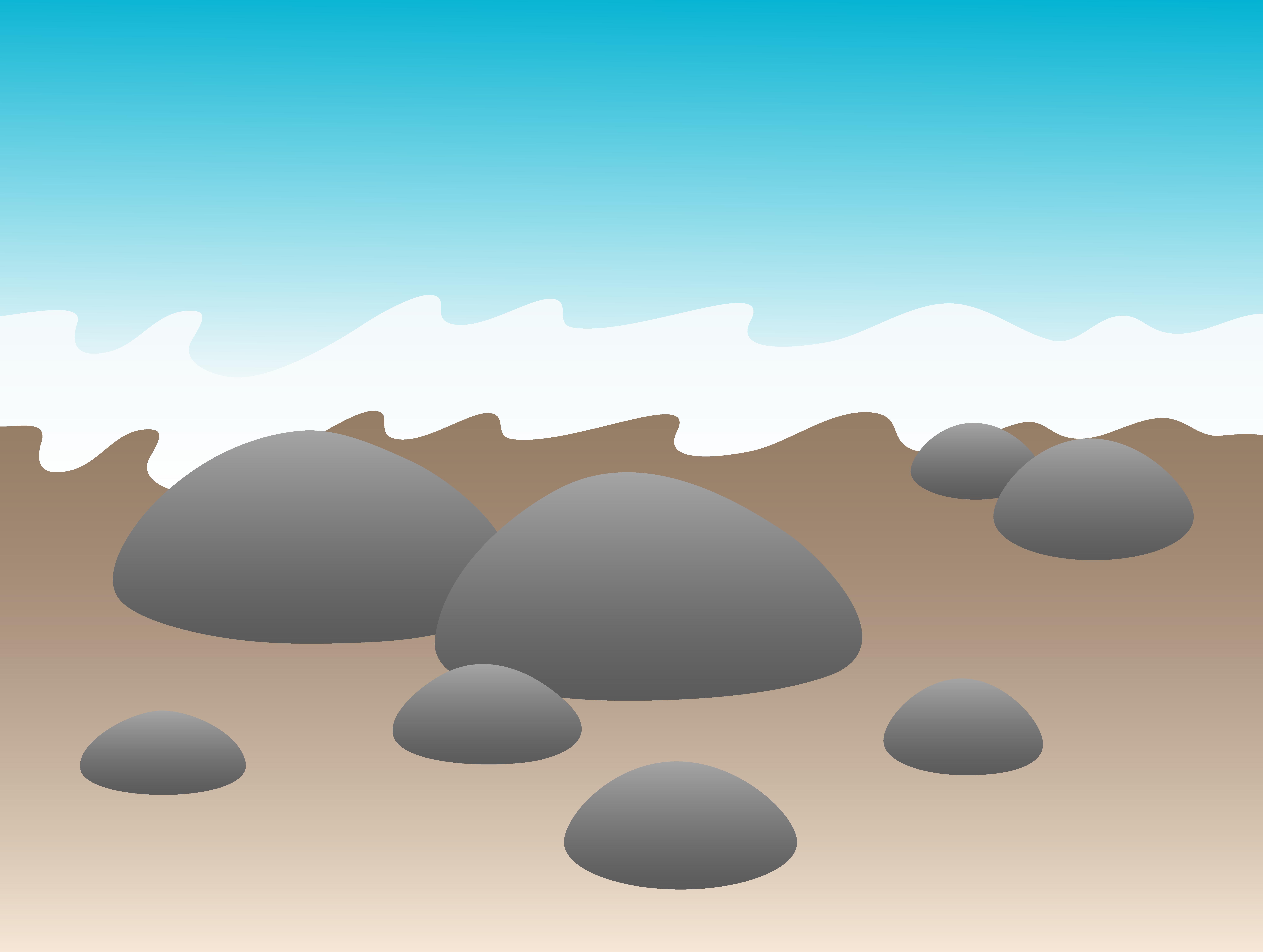 Sand clipart seashore By Stones Art Stones Clip