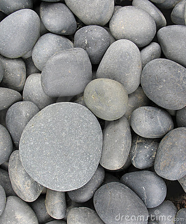 Pebbles clipart smooth stone #1