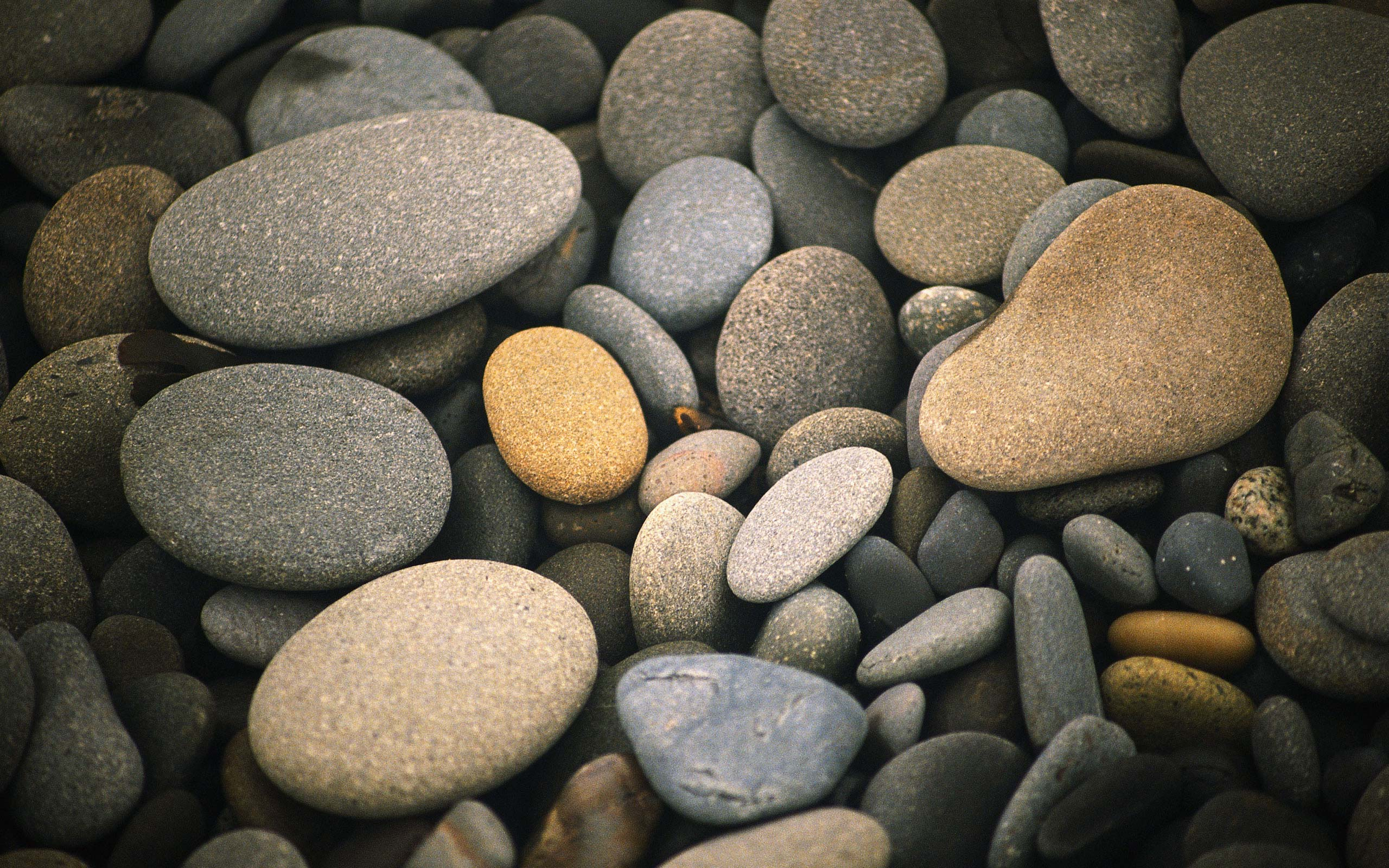 Pebbles clipart smooth stone #2