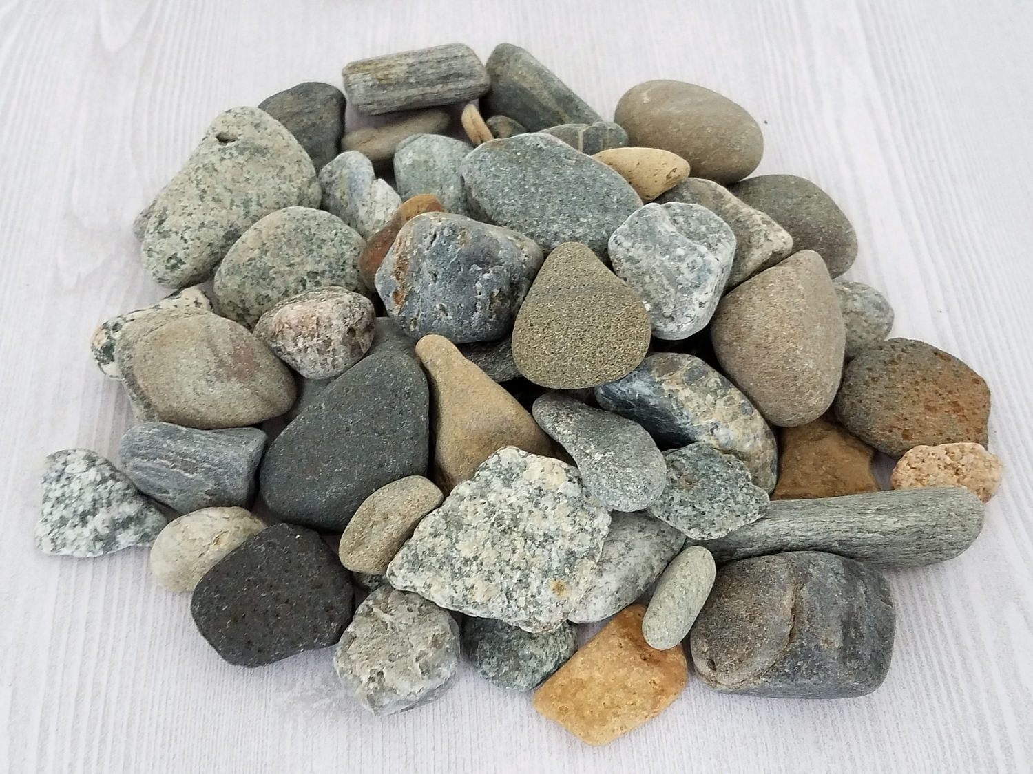 Pebbles clipart smooth stone #6