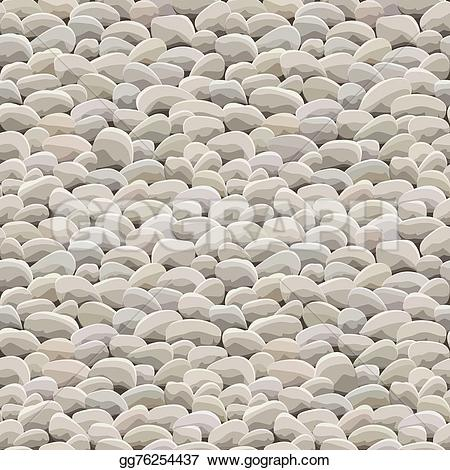 Pebble clipart stone rock  Drawing gg76254437 pattern Clipart