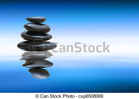 Pebble clipart water Illustration  Water water Zen