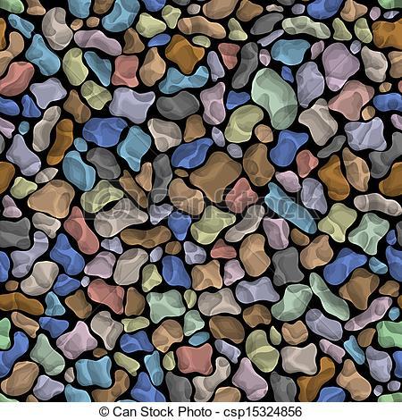 Stone clipart vector #6