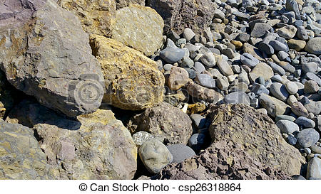 Pebbles clipart igneous rock Rocks of Beach Pebbles Rocks