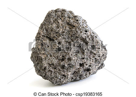 Pebbles clipart igneous rock Of of Piece extrusive of