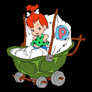 Pebbles clipart pebbles flintstone Art Flintstones The Flintstones Characters
