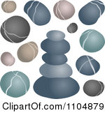 Pebbles clipart rock #8