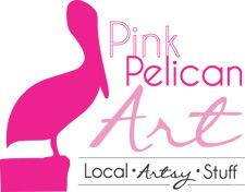Pelican clipart animated Pink Pink on Art and