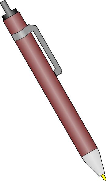 Pen clipart ballpoint pen Clipart Pen cliparts Fountain Clipartix