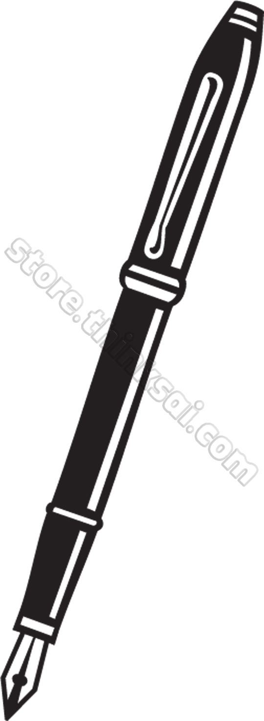 Pen clipart calligraphy pen Collection Blue Money Clipart Pen