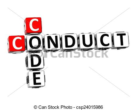Pen clipart code conduct White Code Conduct Code on