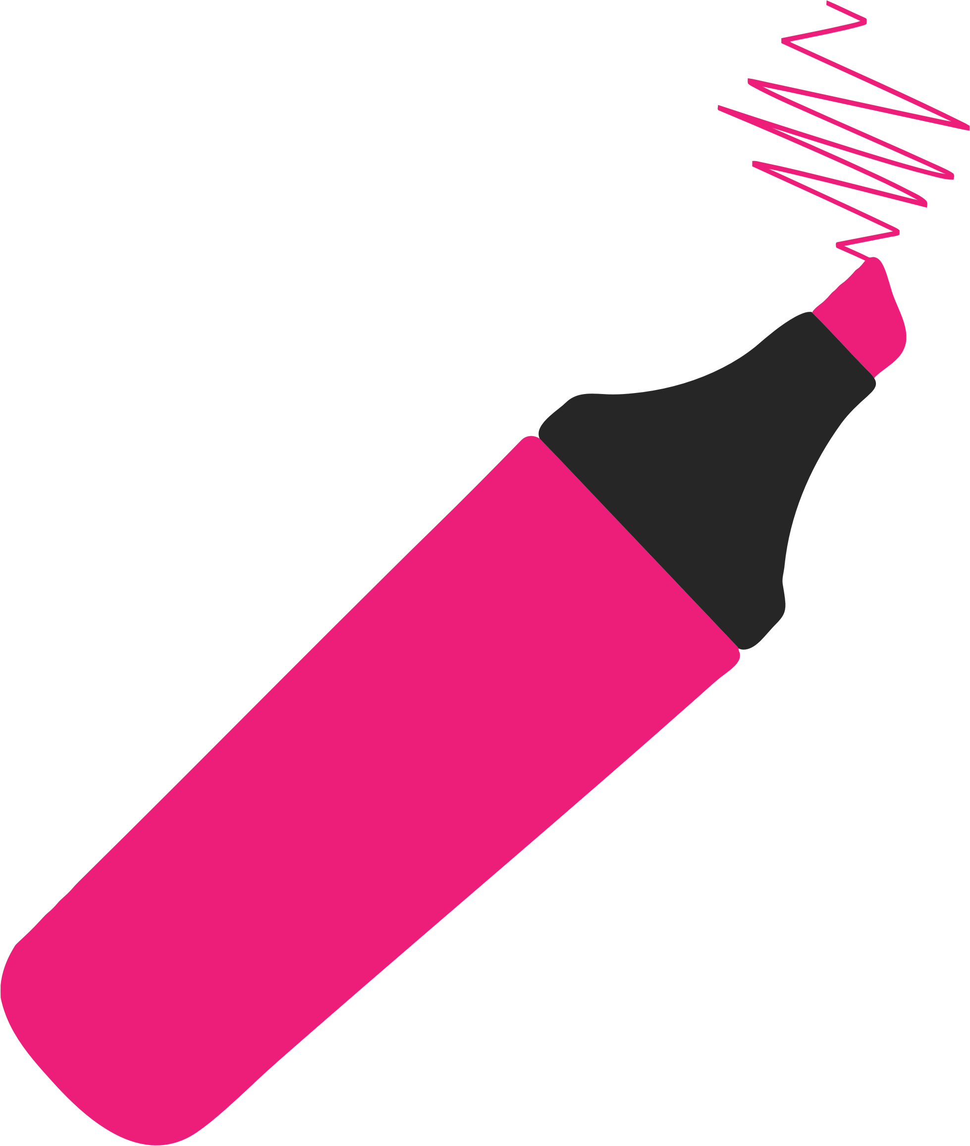 Pen clipart color pen Highlighter Clipart Highlighter Pen Pen