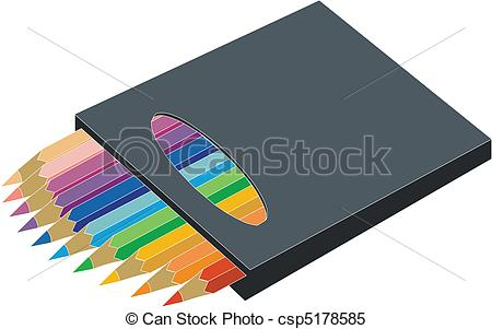 Pen clipart color pen Vector color 3 set color