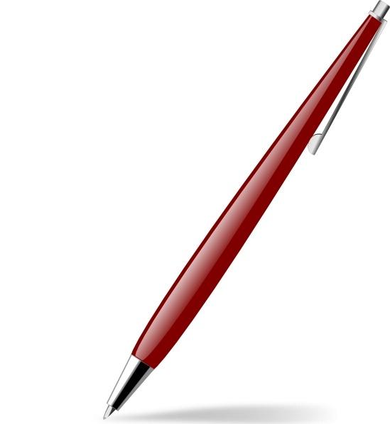 Pen clipart drawing Vector office  Pen art