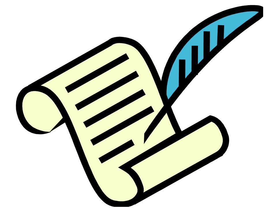 Pen clipart essay outline Paper pen and Pen