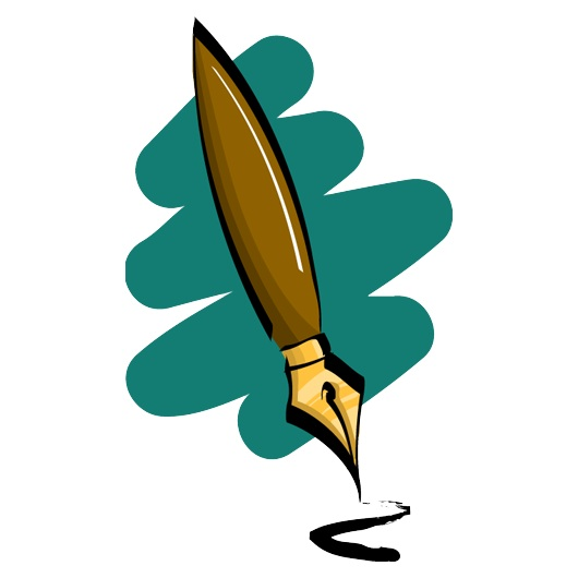 Pen clipart fountain pen Free Clipart Fountain pen Clipartix
