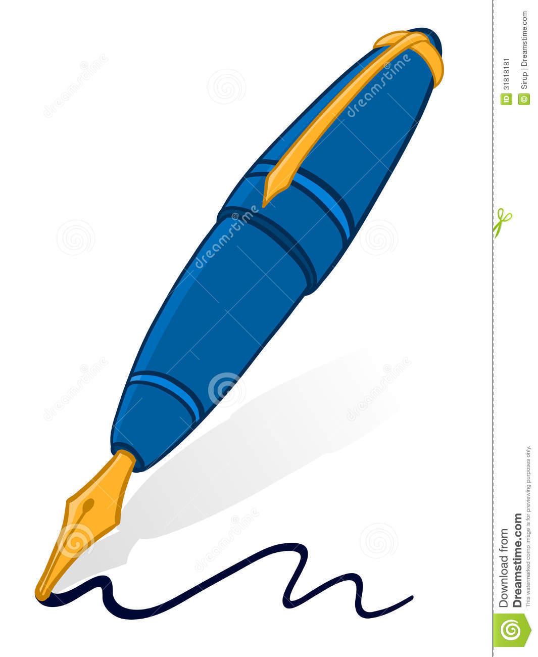 Pen clipart fountain pen Clipart Panda fountain%20pen%20clipart Fountain Images