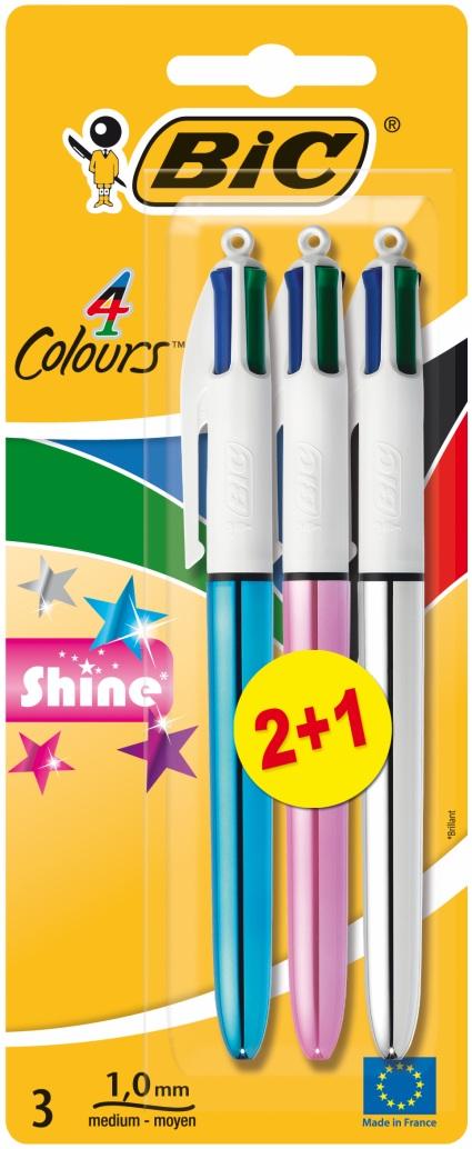 Pen clipart four Ball Nib BiC pens Ball