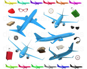Pen clipart jet Graphic clipart Jumbo Airline Clipart