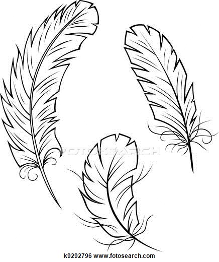 Pen clipart leaf Art vector 545 quill pen