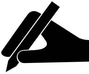 Pen clipart logo png Clip  clip Clker And