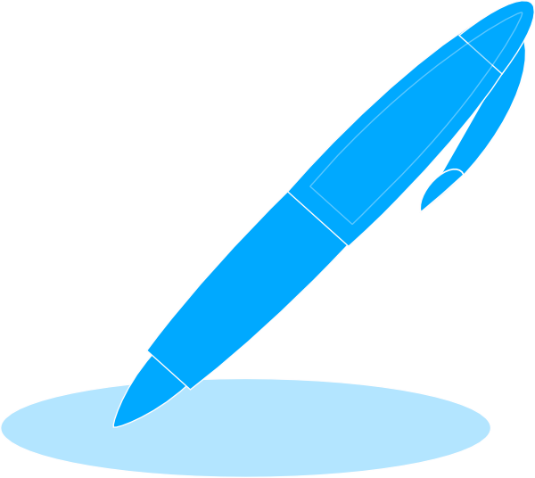 Pen clipart logo png As: online vector this Download