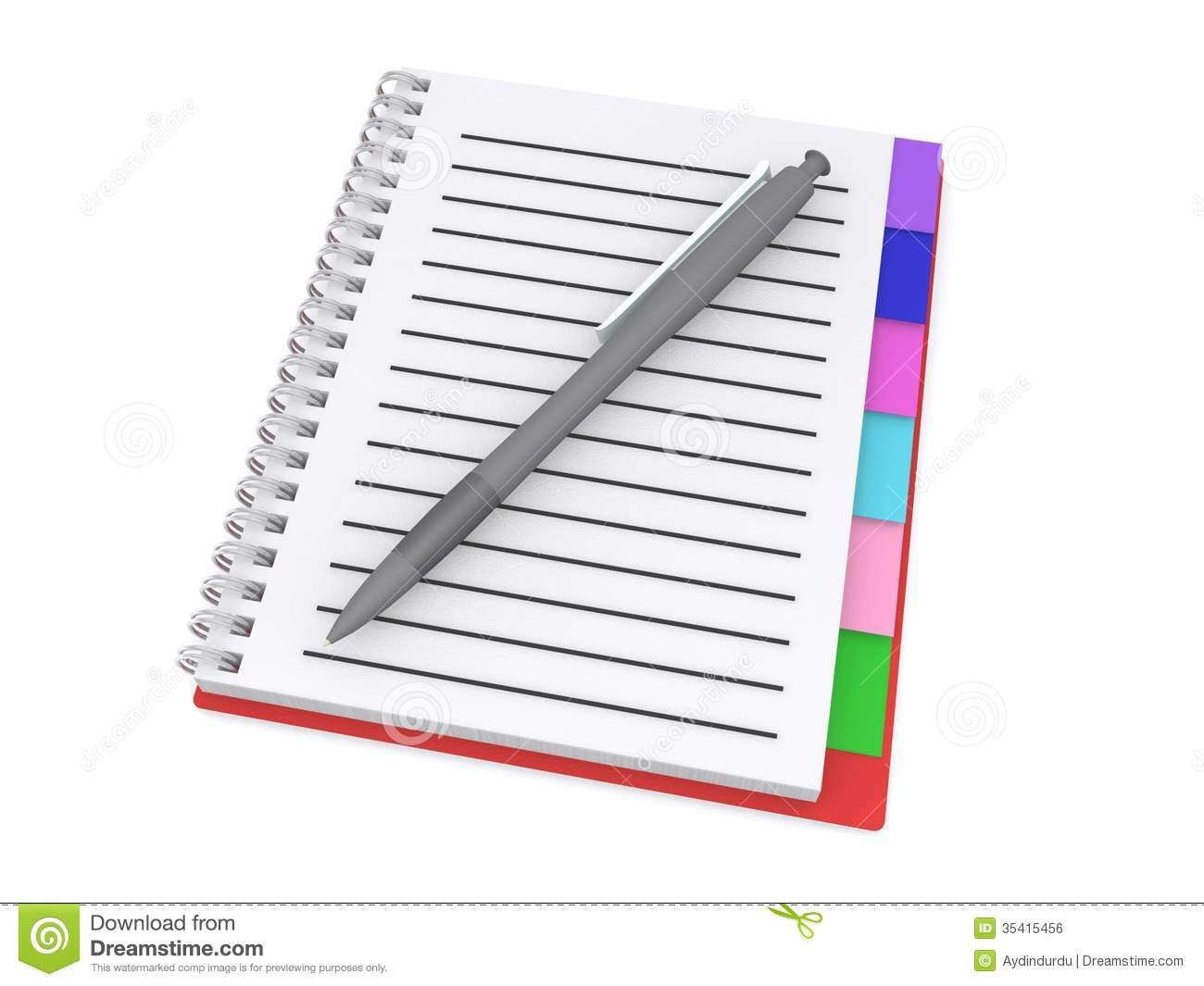 Pen clipart note book Pen Notebook Clipart Pen Clipart