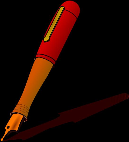 Pen clipart one Clip Clip Clipart Art Images
